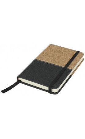 NOTE BOOK A6 TENDER NEGRO...