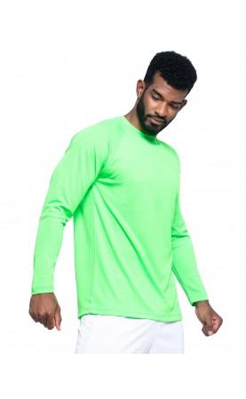 Man LS Sport T-Shirt