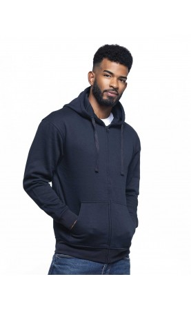 Hooded CVC Sweatshirt