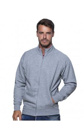 Full Zip CVC Sweatshirt