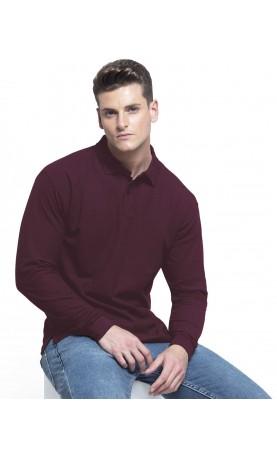 Man Regular LS Polo