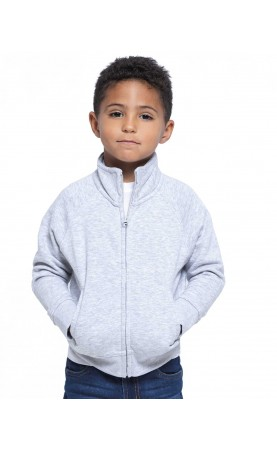 Kid Full Zip Sweatshirt